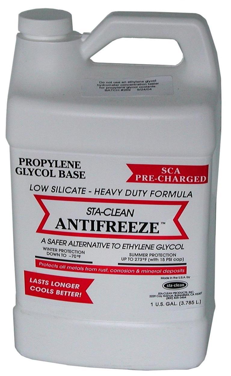 Antifreeze