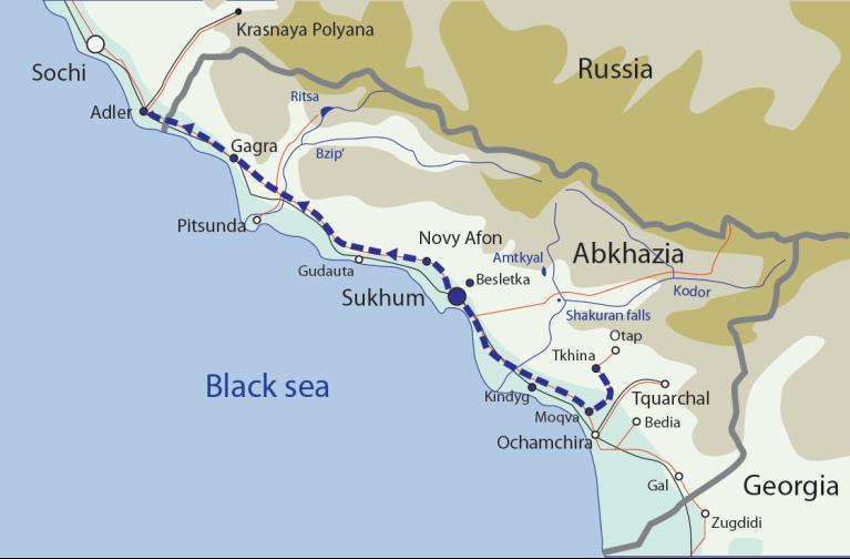 Eastern-Abkhazia-Tour-In-Abkhazia-From-Russia